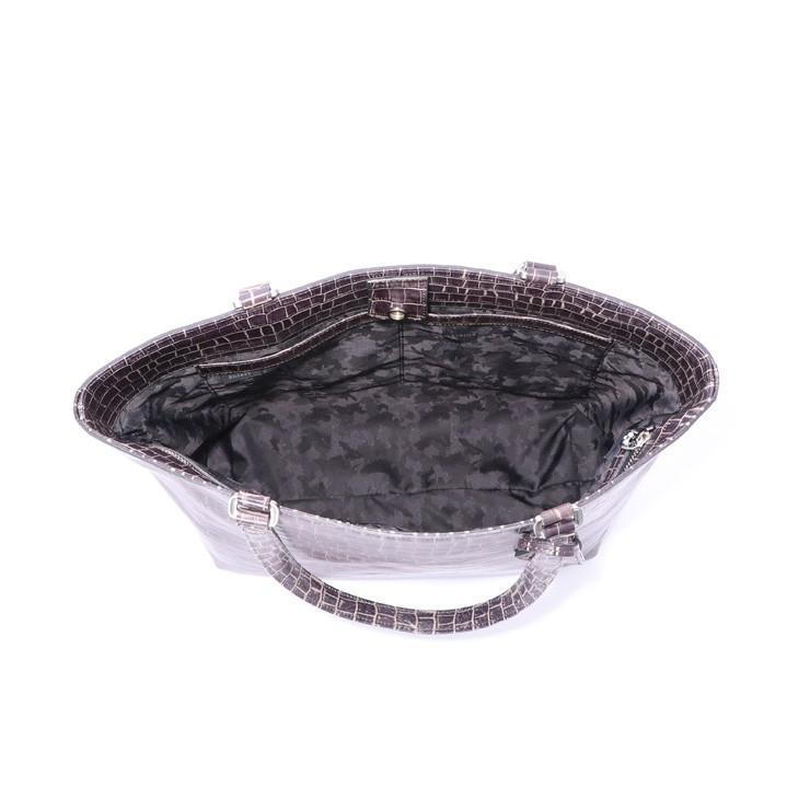 トートバッグ メンズ アニアリ・aniary ティントエンボシングレザー  牛革  Tote 27-02000|aniary-shop|06