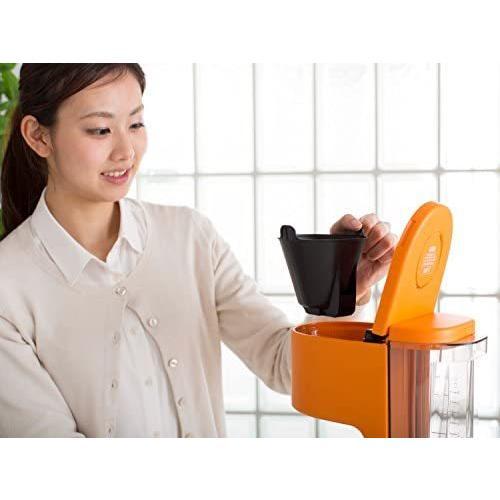 タイガー コーヒーメーカー 6杯用 ステンレス サーバー ホワイト ACC-S060-W Tiger (ホワイト 5-6カップ)|anichance|04