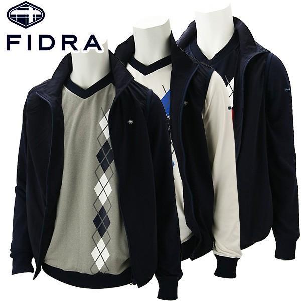 クリアランスセール フィドラ ゴルフウェア メンズ トレーナー FD5GTY03 FIDRA 2019秋冬