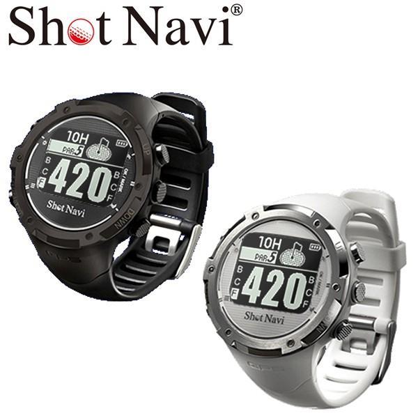 ショットナビ W1-GL GPSゴルフナビ 腕時計型 海外コース対応