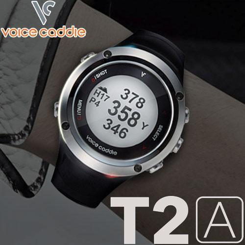 ボイスキャディ T2A GPS ゴルフナビ 腕時計タイプ Voice Caddie T2A 2018年モデル