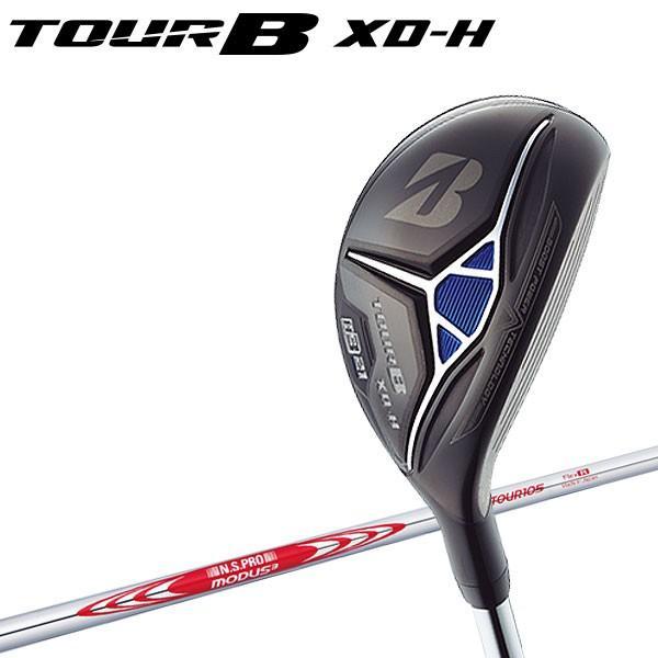 ブリヂストン ゴルフ TOUR B XD-H ユーティリティ MODUS3 TOUR105 スチール