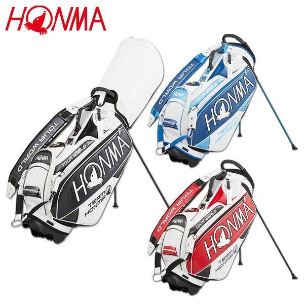 人気が高い ホンマ ゴルフ メンズ キャディバッグ CB-1902 トーナメントプロ仕様スタンドモデル 2019モデル 本間ゴルフ, ジュエリー&ウォッチ アリス edffb9d3
