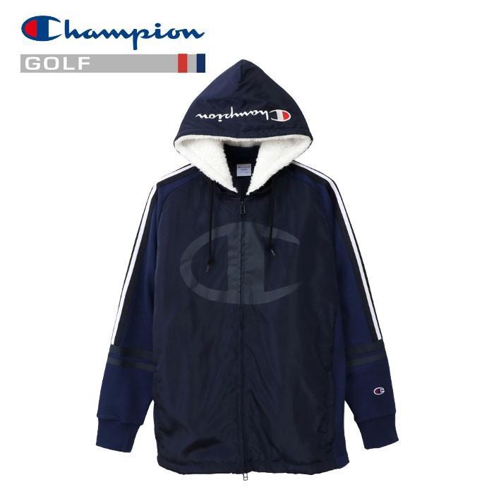 ●日本正規品● チャンピオン メンズ チャンピオン ゴルフ フルジップジャケット メンズ C3-QG104-340 C3-QG104-340 19FW, 佐々町:48864c7b --- airmodconsu.dominiotemporario.com