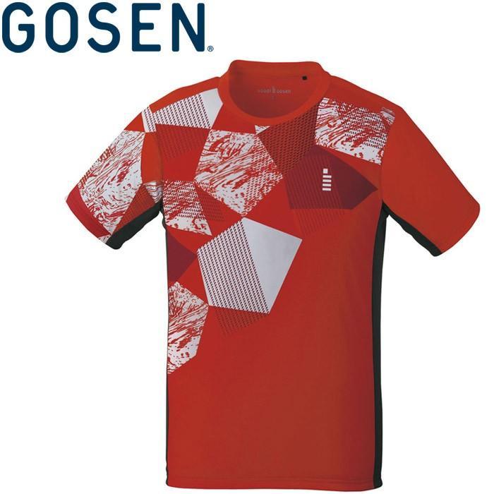 ゴーセン ゲームシャツ メンズ レディース T1906-27