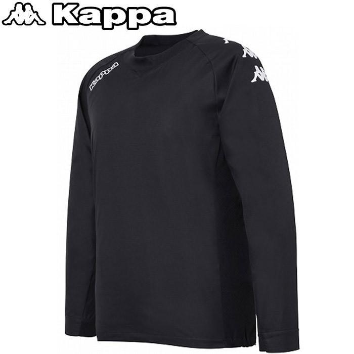 カッパ サッカー トレーニングジャケット ジュニア KF8A2KT11-BK
