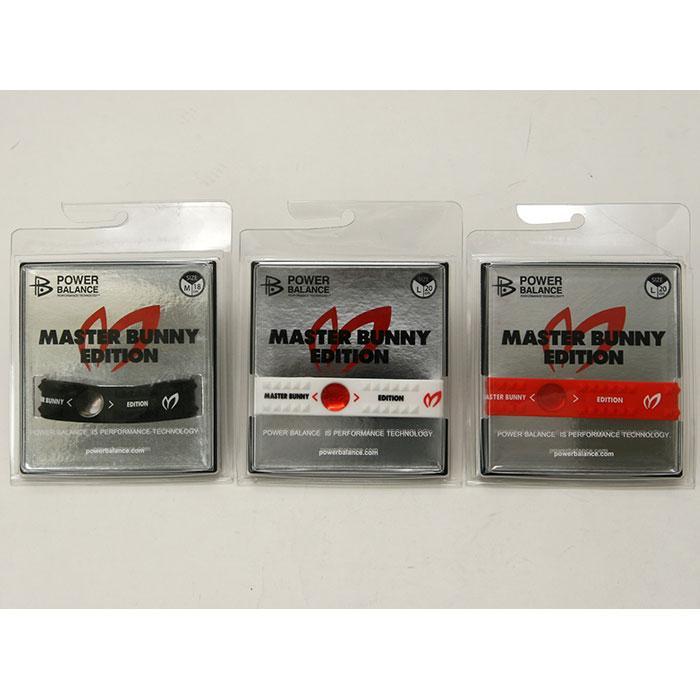 マスターバニーエディション パワーバランス  シリコン ブレスレット MBL001 ゆうパケット配送|annexsports|04