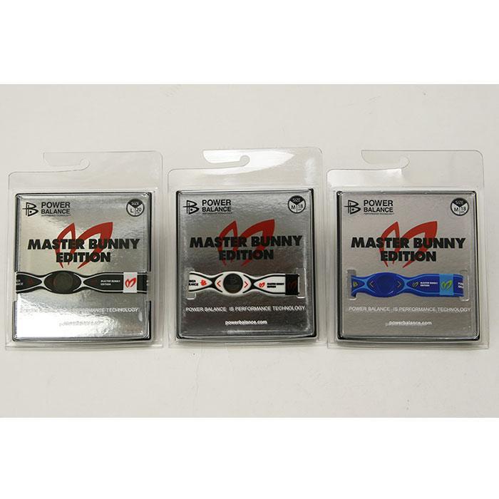 マスターバニーエディション パワーバランス  シリコン ブレスレット MBM002 ゆうパケット配送 annexsports 04