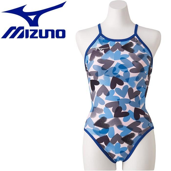 クリアランスセール ミズノ エクサースーツ ミディアムカット 練習水着 レディース N2MA926609