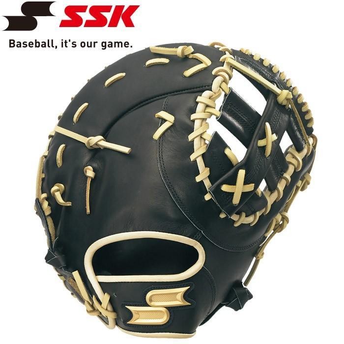エスエスケイ SSK 野球 軟式プロエッジ一塁手用 グラブ PENF83319F-9012