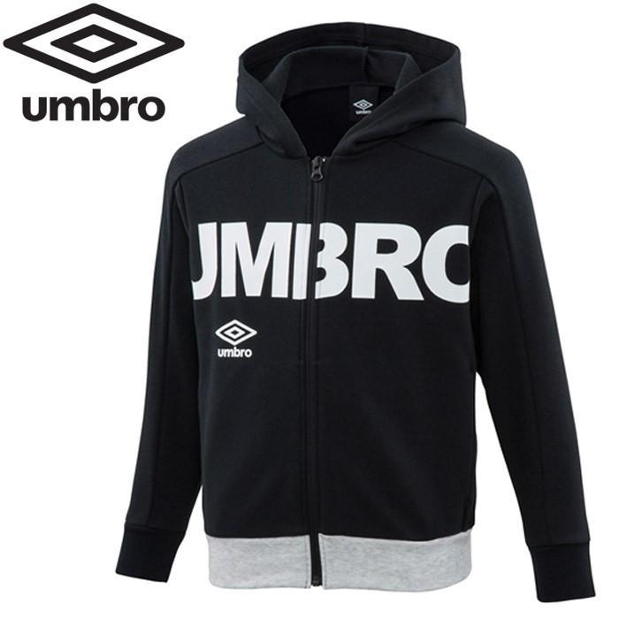 アンブロ サッカー ウォームアップジャケット UMJOJF25-BLK