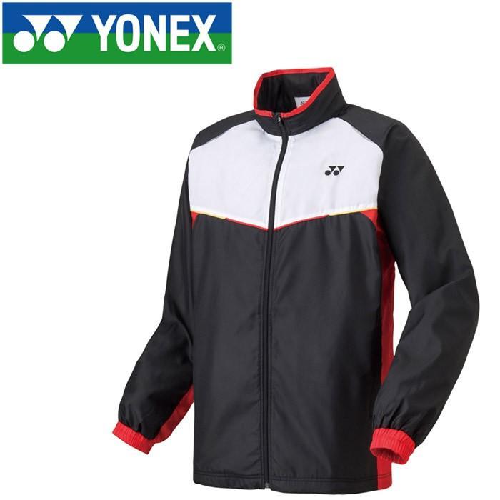 ヨネックス テニス ウインドウォーマーシャツ ジュニア 70058J-007 ゆうパケット配送