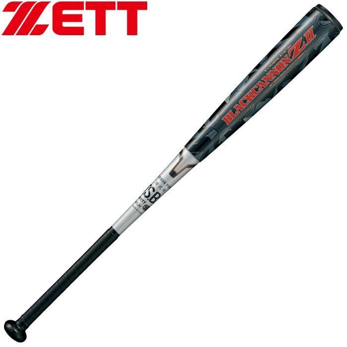 愛用 ゼット 一般軟式FRP製バット BLACKCANNON Z ブラックキャノン Z 軽量タイプ BCT35914-1900, リサイクルストア エコライフ f5107ba3