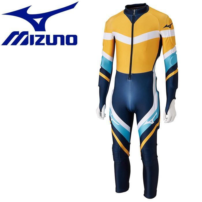 2019年秋冬新作 ミズノ ウインター Team MIZUNO Repurica Racing Suit スーツ メンズ レディース Z2MH900284, ファイブ アンド テン 4221cdfd