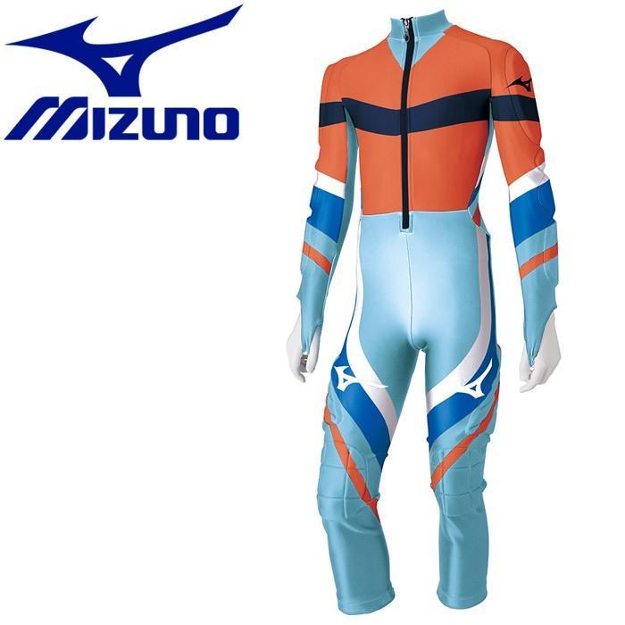 人気商品の ミズノ ウインター Jr. Team MIZUNO Racing Suit スーツ ジュニア Z2MH970282, カタヒガシムラ c7b8744f
