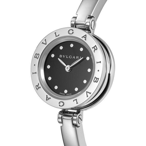 【在庫あり】 ブルガリ ブルガリ BVLGARI クオーツ レディース 腕時計 クオーツ BZ23BSS.S ブラック 腕時計 ブラック, ZUCA SHOP OSAKA:970373c5 --- airmodconsu.dominiotemporario.com