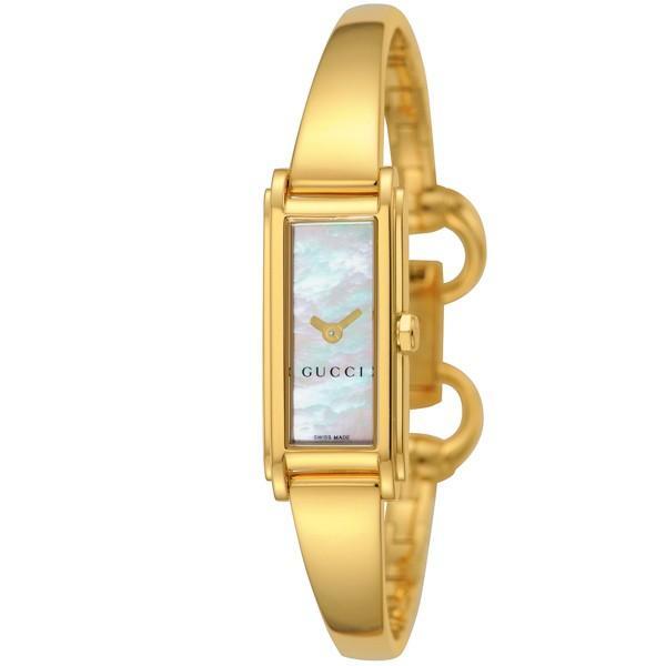 新しい到着 グッチ GUCCI G-LINE クオーツ レディース 腕時計 YA109527 ホワイトパール ホワイト, ILLEST 6adcd3c0
