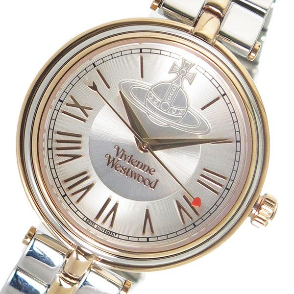 魅力的な ヴィヴィアン ウエストウッド Vivienne レディース Westwood レディース ヴィヴィアン 腕時計 ウエストウッド VV168RSSL シルバー シルバー, シューズ ファッションSTREET BROS:b0084f73 --- airmodconsu.dominiotemporario.com