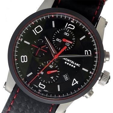今季ブランド モンブラン モンブラン MONTBLANC 自動巻き タイムウォーカー 自動巻き メンズ 腕時計 115359 115359 ブラック ブラック, アジガサワマチ:d34fe5cb --- airmodconsu.dominiotemporario.com