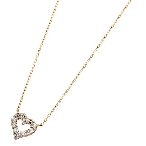 買い誠実 ダイヤモンドペンダント ネックレス 12粒 0.2ct K18 K18 12粒 ピンクゴールド ハートモチーフ 0.2ct 人気のハートダイヤ, マイスターケイ:601a486f --- airmodconsu.dominiotemporario.com