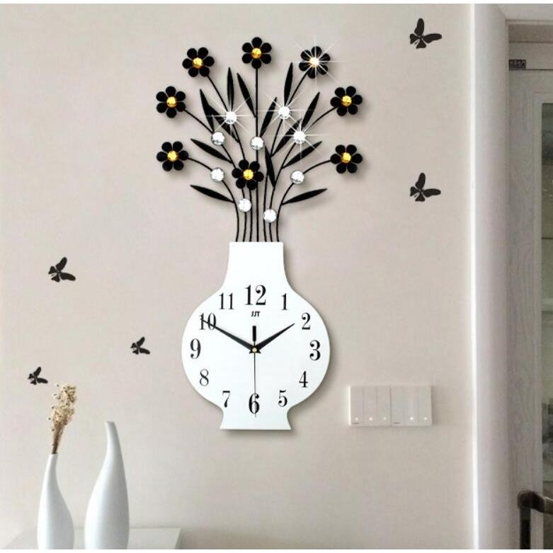 壁掛け時計 壁掛時計 かけ時計 掛け時計 モダン リビング おしゃれ 壁飾り 贈り物 8a031