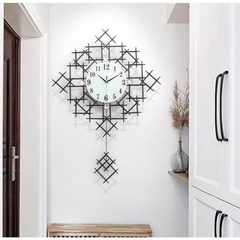 壁掛け時計 壁掛時計 かけ時計 掛け時計 モダン リビング おしゃれ 壁飾り 贈り物 8a045