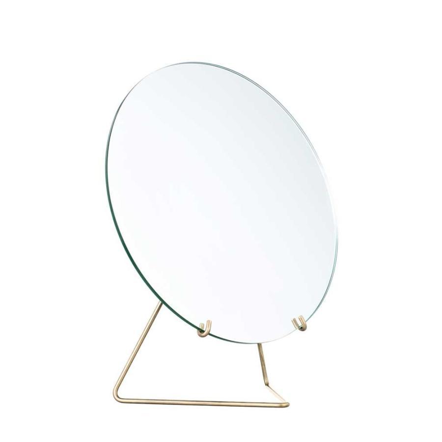 ムーべ MOEBE ミラー 30cm ブラス MIBR30 おしゃれ かわいい MIRROR MIRROR 鏡 北欧 デンマーク インテリア 雑貨 デザイン デザイ