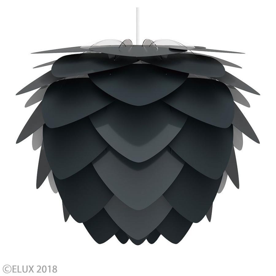 UMAGE(ウメイ) Aluvia anthracite(ブラック) 2129 おしゃれ おしゃれ かわいい VITA ヴィータ デンマーク 照明器具 シーリン