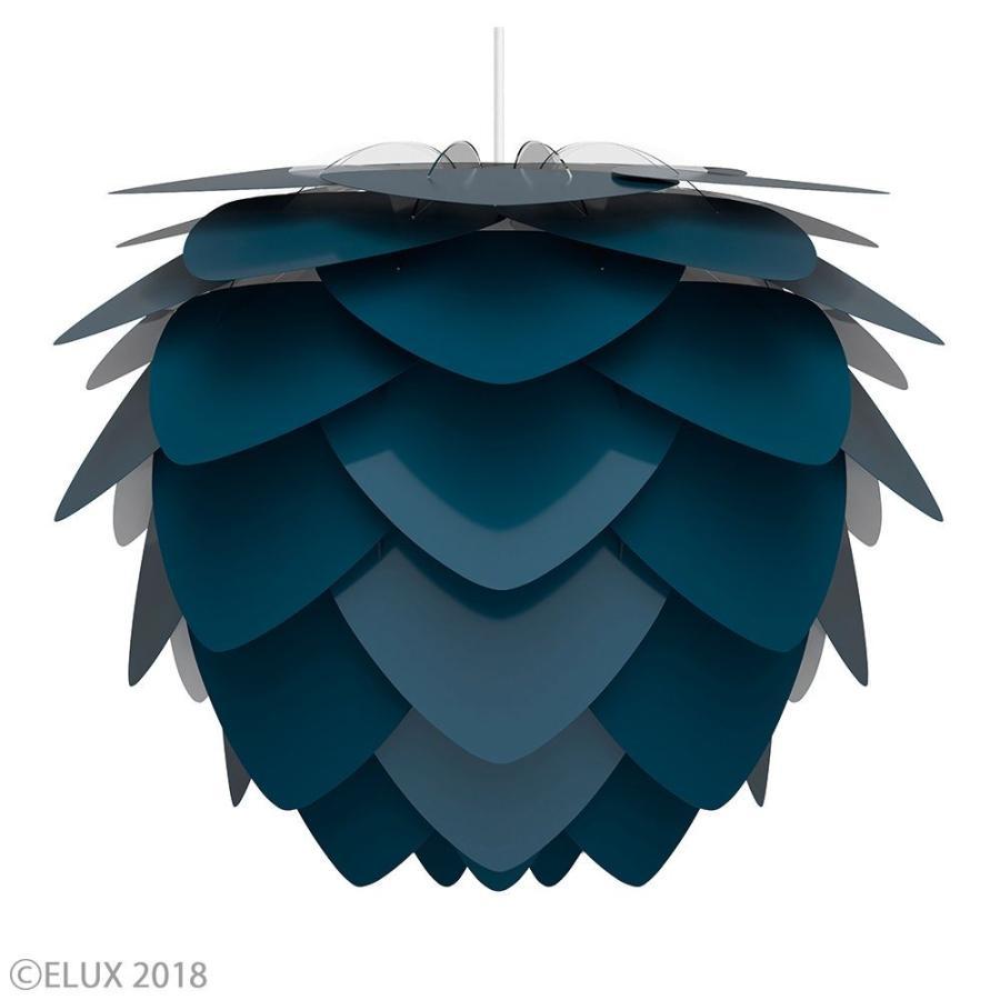 UMAGE(ウメイ) Aluvia petrol petrol 青(ブルー) 2133 おしゃれ かわいい VITA ヴィータ デンマーク 照明器具 シーリン