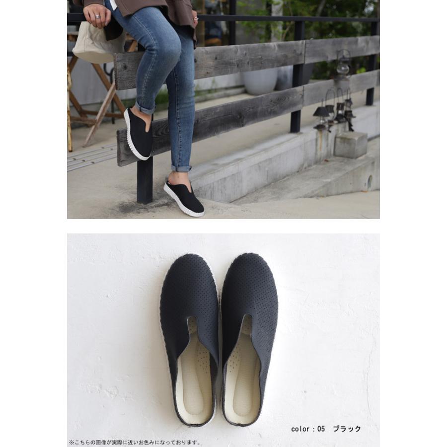 スリッポン サンダル 靴 スニーカー プレゼント アンティカフェ|antiqcafe|17