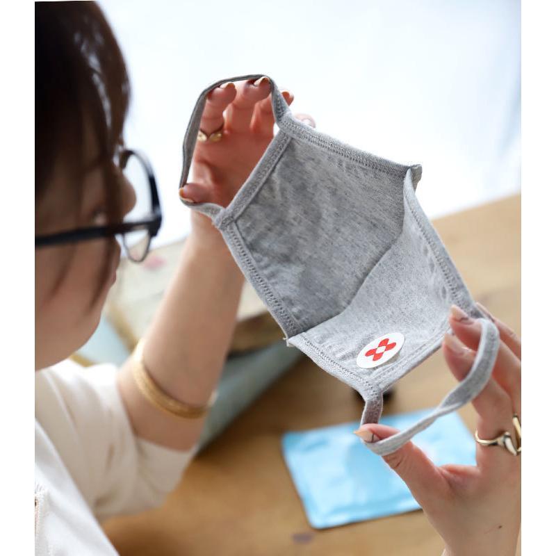 メール便可 マスク シール マジックシールド パッチ 30枚入り 日本製 国産 除菌 消臭 プレゼント|antiqcafe|10