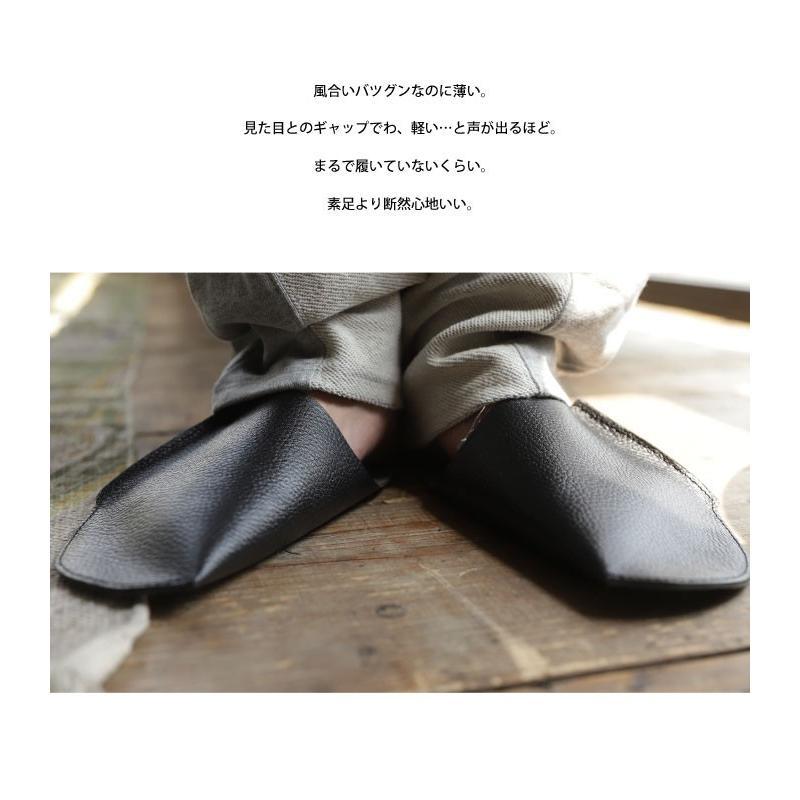 スリッパ レザー 革 パンプス 靴 お洒落 レディース ギフト アンティカフェ メール便不可 antiqcafe 19