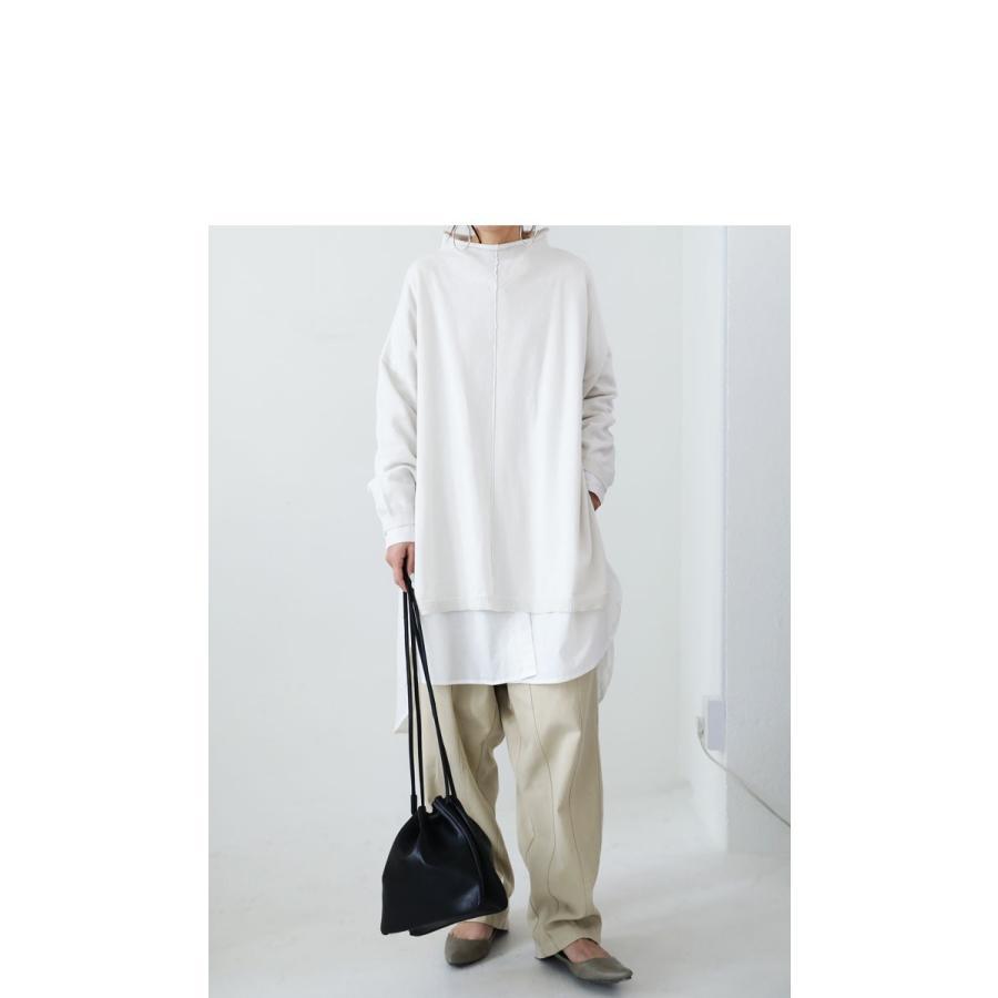 バッグ 鞄 フェイクレザー レディース ショルダーバッグ レザー巾着バッグ・再販。メール便不可|antiqua|08