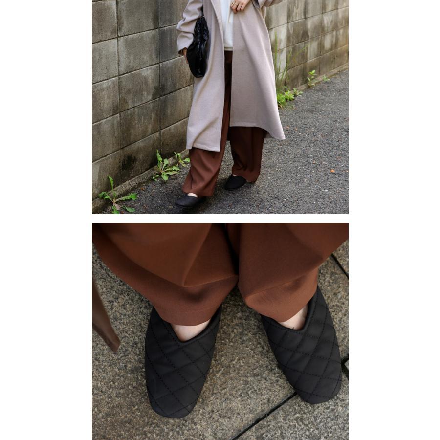 キルティングシューズ パンプス 痛くない 歩きやすい 靴・メール便不可 母の日|antiqua|12