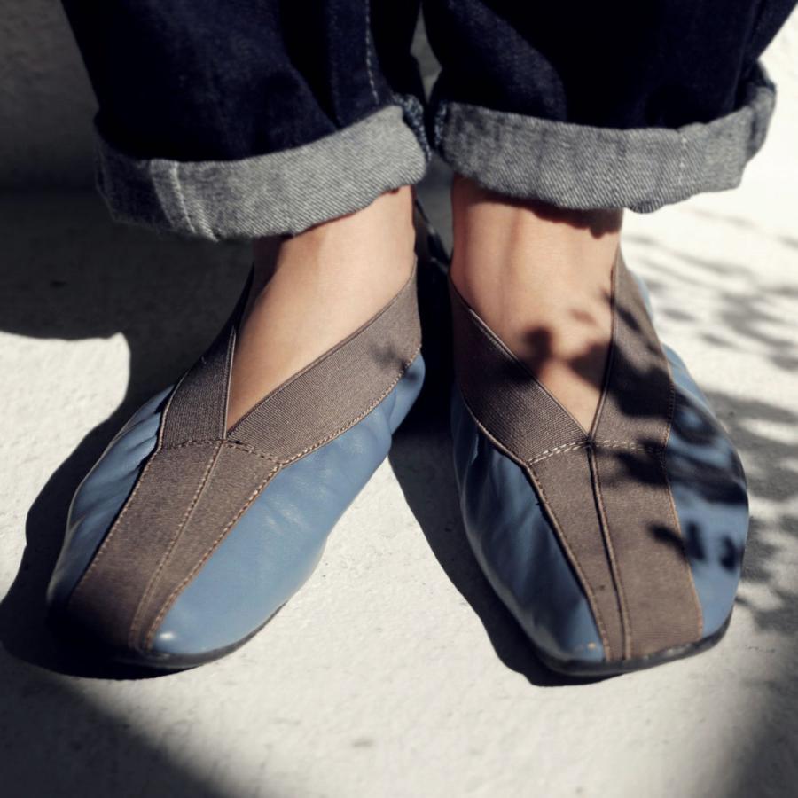 フラットシューズ 痛くない 歩きやすい レディース ぺたんこ スクエアトゥ・2月10日0時〜再再販。メール便不可 母の日 antiqua 15