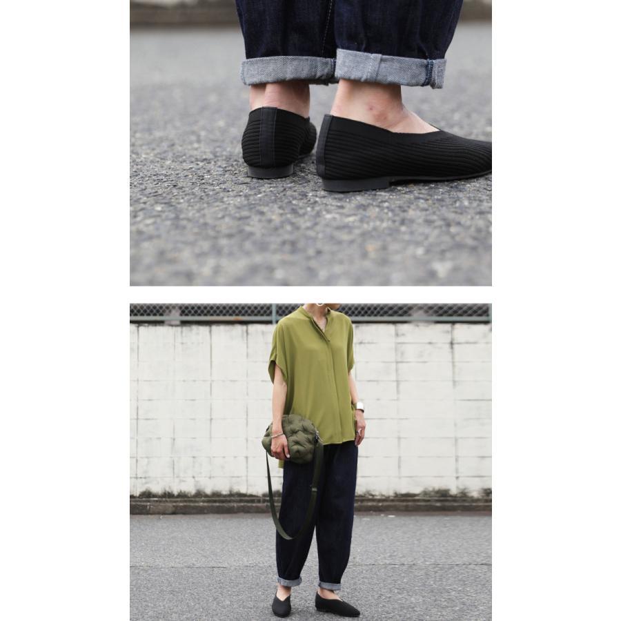 ニットパンプス 靴 パンプス 痛くない 歩きやすい・9月24日10時〜再再販。メール便不可 antiqua 04