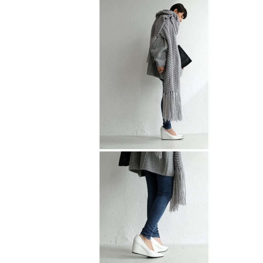 ウエッジソールパンプス パンプス レディース 靴 送料無料・9月24日10時〜発売。メール便不可|antiqua|13