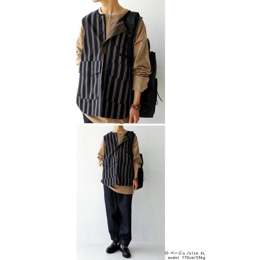 ヘンリーネックバスクT ロンT Tシャツ メンズ 長袖 綿・再再販。メール便不可 antiqua 08