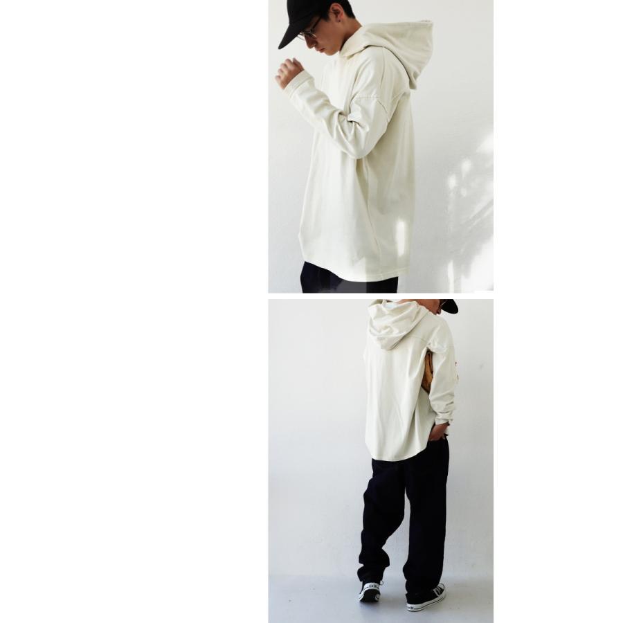 ピグメント加工パーカー プルオーバー メンズ トップス 長袖・9月4日10時〜発売。メール便不可|antiqua|15