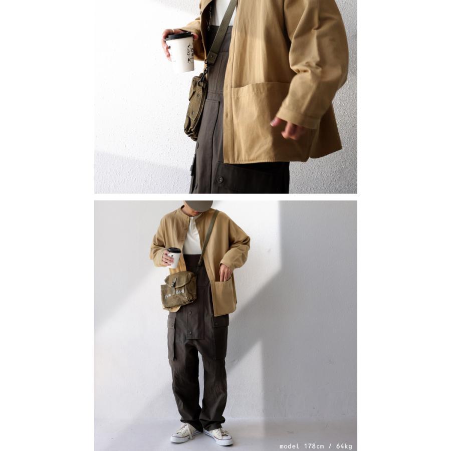 バンドカラーシャツ シャツ メンズ トップス 長袖 送料無料・9月24日10時〜発売。メール便不可 antiqua 04