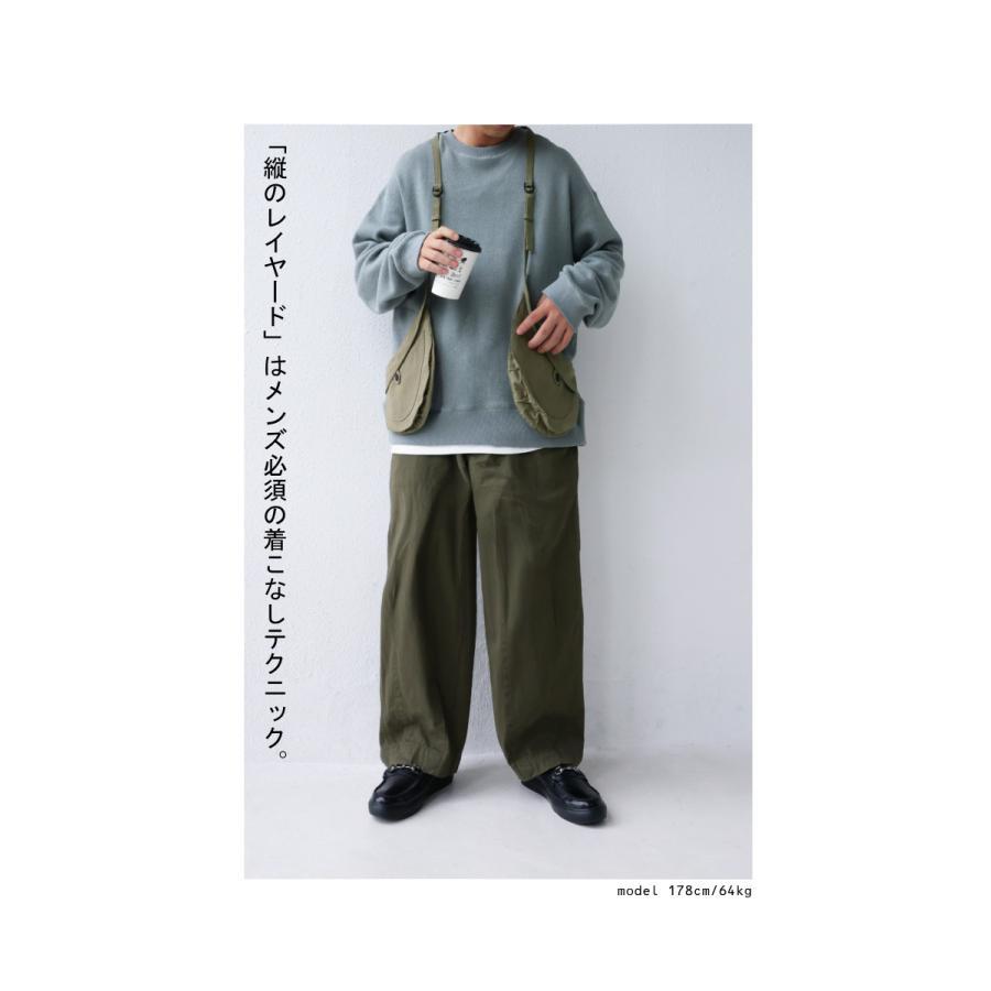 ポケットベスト ベスト メンズ トップス 綿100 送料無料・9月24日10時〜発売。メール便不可|antiqua|13
