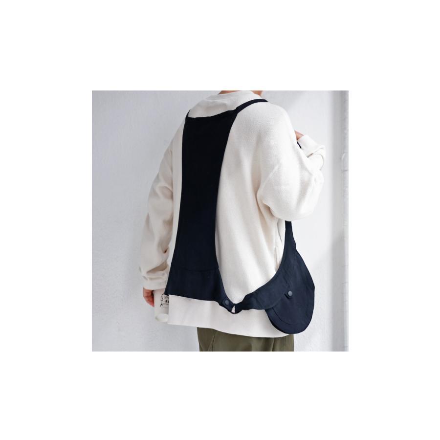 ポケットベスト ベスト メンズ トップス 綿100 送料無料・9月24日10時〜発売。メール便不可|antiqua|18