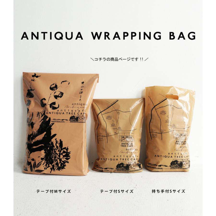 antiqua オリジナルギフトバッグ テープ付きSサイズ・4月20日0時〜発売。(1)メール便可 母の日|antiqua|03