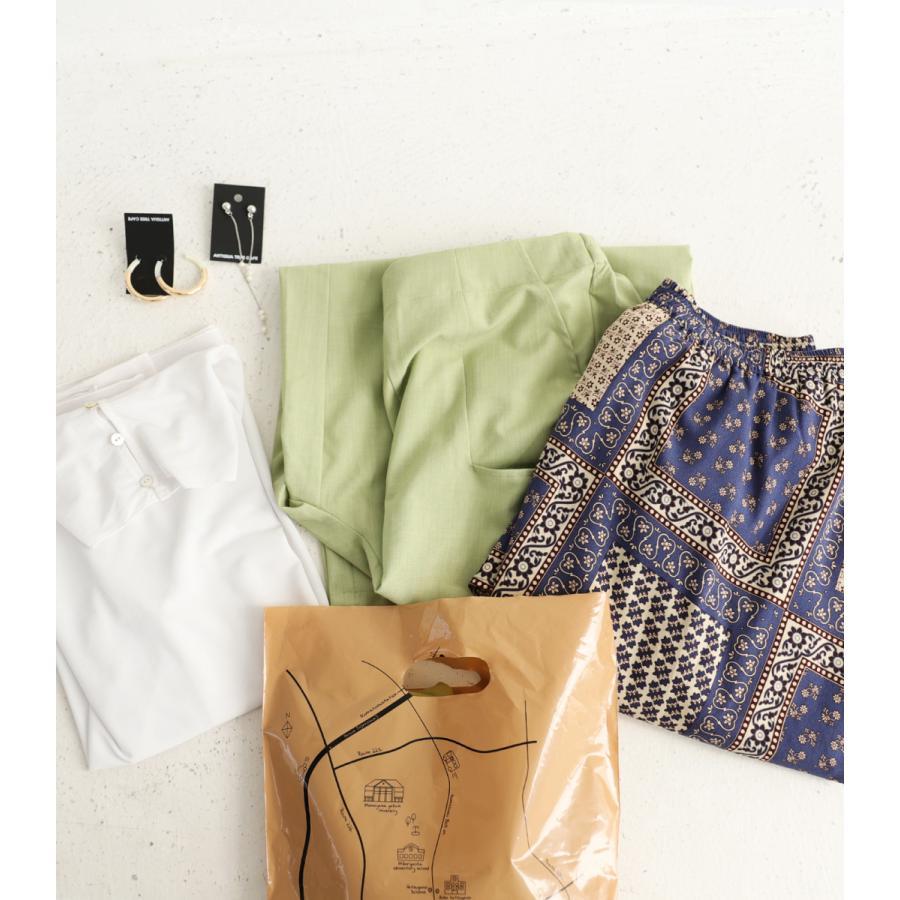 antiqua オリジナルショップバッグ 持ち手付Sサイズ・4月20日0時〜発売。(1)メール便可 母の日|antiqua|04