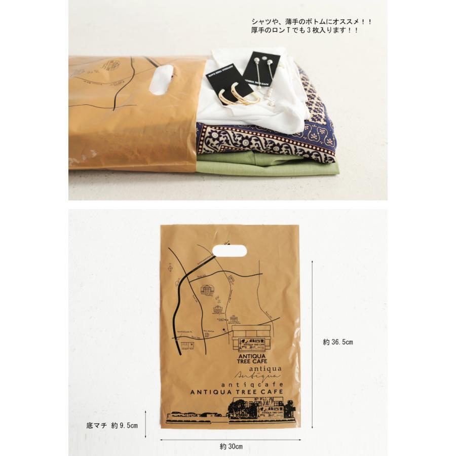 antiqua オリジナルショップバッグ 持ち手付Sサイズ・4月20日0時〜発売。(1)メール便可 母の日|antiqua|05
