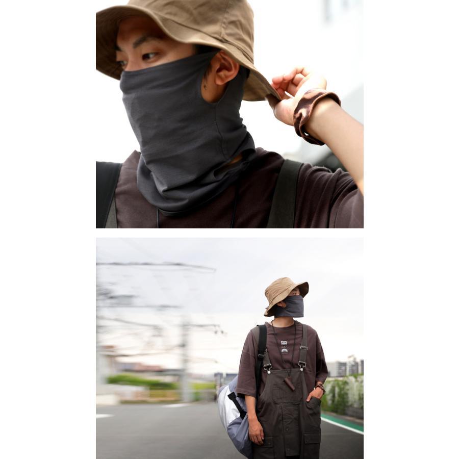 フェイスカバー マスク 冷感 抗菌 防臭 UVカット 吸水 速乾 接触冷感 ひんやり 日除け 洗える・4月10日0時〜再再販。30ptメール便可|antiqua|11