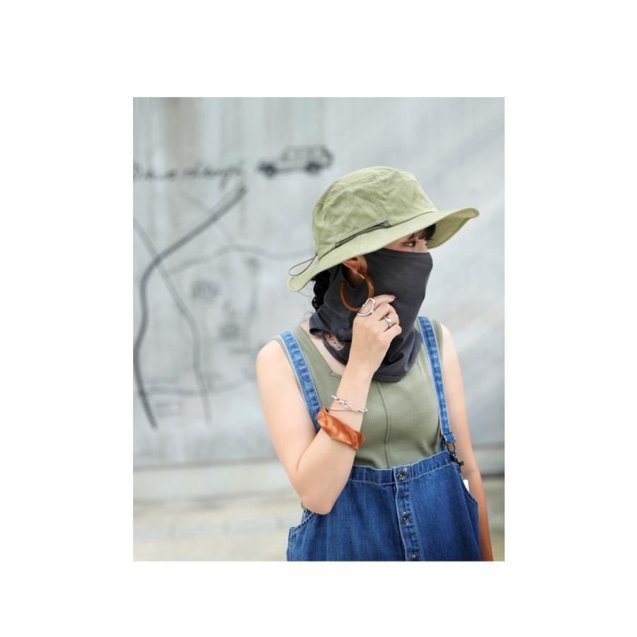 フェイスカバー マスク 冷感 抗菌 防臭 UVカット 吸水 速乾 接触冷感 ひんやり 日除け 洗える・4月10日0時〜再再販。30ptメール便可|antiqua|05
