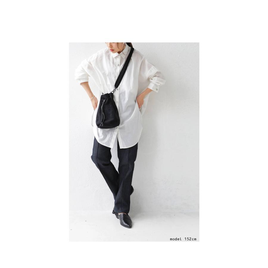 バッグ レディース 巾着 ショルダーバッグ ドロストバッグ リネン巾着バッグ・4月15日0時〜再販。メール便不可 母の日|antiqua|08