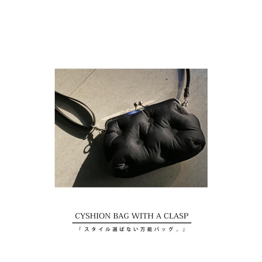 がま口クッションバッグ バッグ レディース 鞄 送料無料・5月10日0時〜再販。メール便不可 母の日|antiqua|11