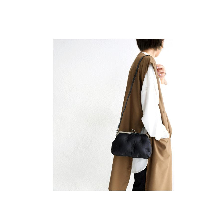 がま口クッションバッグ バッグ レディース 鞄 送料無料・5月10日0時〜再販。メール便不可 母の日|antiqua|12